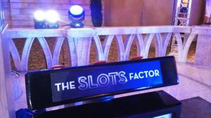 MJ light up Slots Factor Media Launch