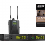 MJ Event Gear Invest in PSM1000 In Ear Monitoring Systems