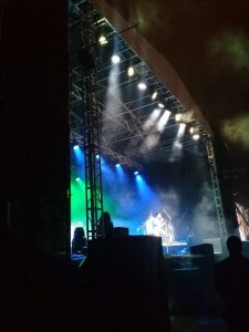 Lighting for Bastille Durban Leg