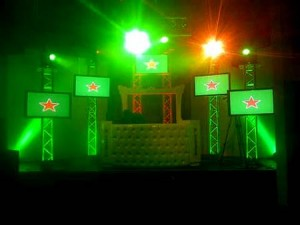 Heineken Venue - Las Toscana - SAMA Awards