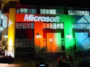 Microsoft Building Launch