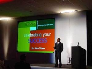 John Tibane Presentation