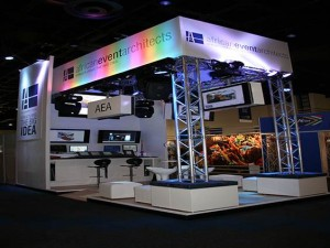 AEA Expo Stand (Winner of Best Stand)