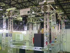 Technikon Pretoria Expo Stand