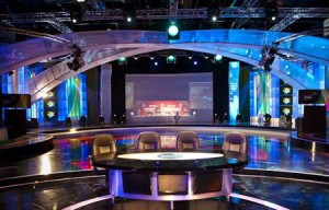 SABC World Cup Studio
